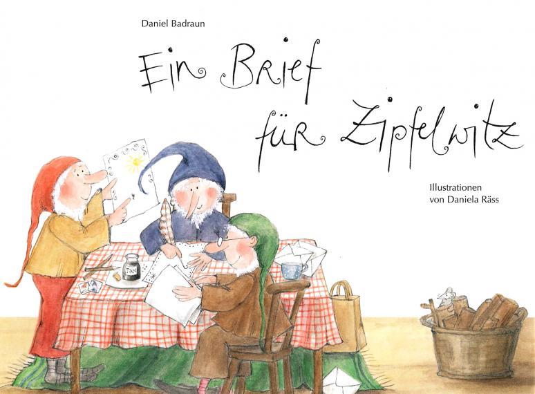 Brief Für Zipfelwitz : Badrauntexte lesen und mehr